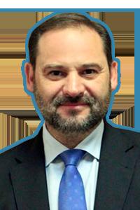 José Luis Ábalos Meco. Ministro de Fomento