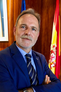 Salvador Antonio de la Encina Ortega. Presidente del ente público Puertos del Estado