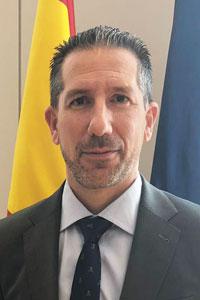 Jesús Manuel Gómez García. Subsecretario de Fomento