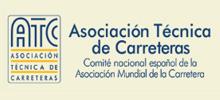 Logo Asociación Técnica de Carreteras .