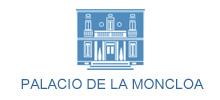 imagen del Palacio de la Moncloa.
