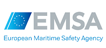 Logo European Maritime Safety Agency.