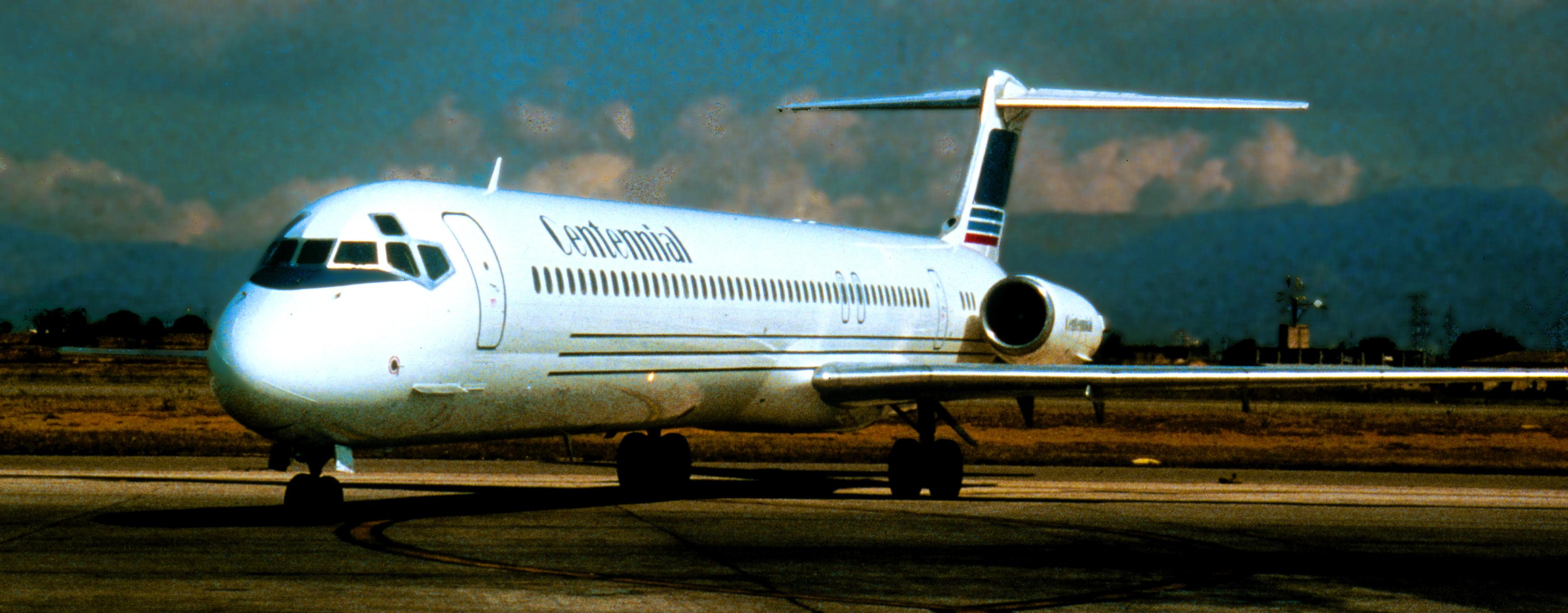 Foto del McDonnell Douglas MD de Centenial
