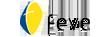 Logo FEVE. Ferrocarriles de vía estrecha