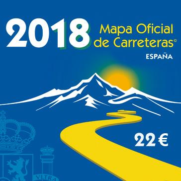 Mapa Oficial de Carreteras 2018