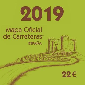 Mapa Oficial de Carreteras 2019