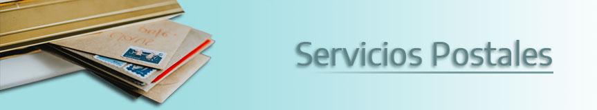 Imagen descriptiva de Servicios postales