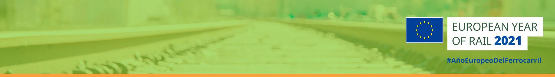 Imagen de cabecera del apartado Mantén la seguridad en espacios ferroviarios