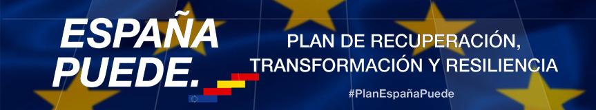Imagen de cabecera del apartado Manifestación de interés Programa de Apoyo al Transporte Sostenible y Digital  Plan de Recuperación, Transformación y Resiliencia