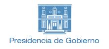 Logo Presidencia de Gobierno.