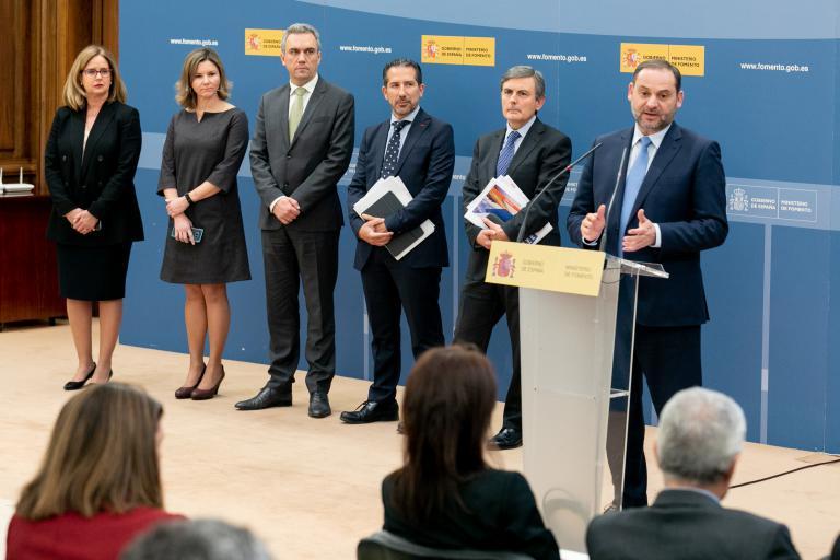 Imagen noticia: Imagen de la noticia - Ministerio de Fomento