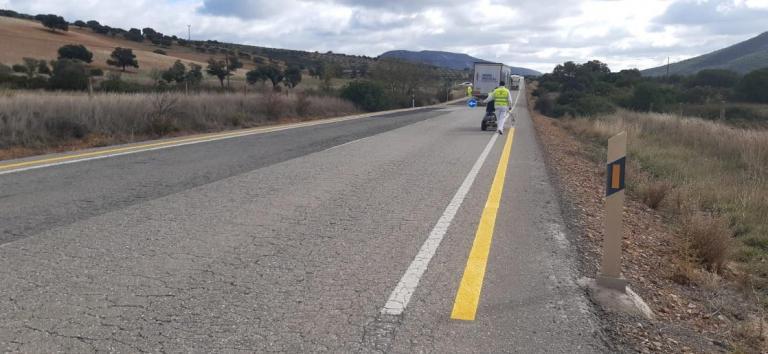 Imagen noticia: N-430 entre Puente Retama y Luciana - Ministerio de Fomento.