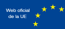 Logo web oficial de la UE.